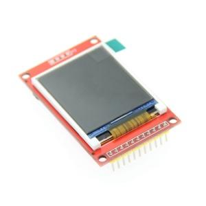 1 8inch Arduino SPI Module ST7735S SKU:MAR1801 - LCD wiki