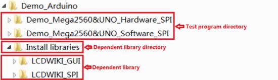 2 2inch Arduino SPI Module ILI9225 SKU:MAR2201 - LCD wiki