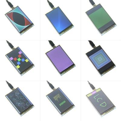 3 95inch Arduino Display-UNO - LCD wiki